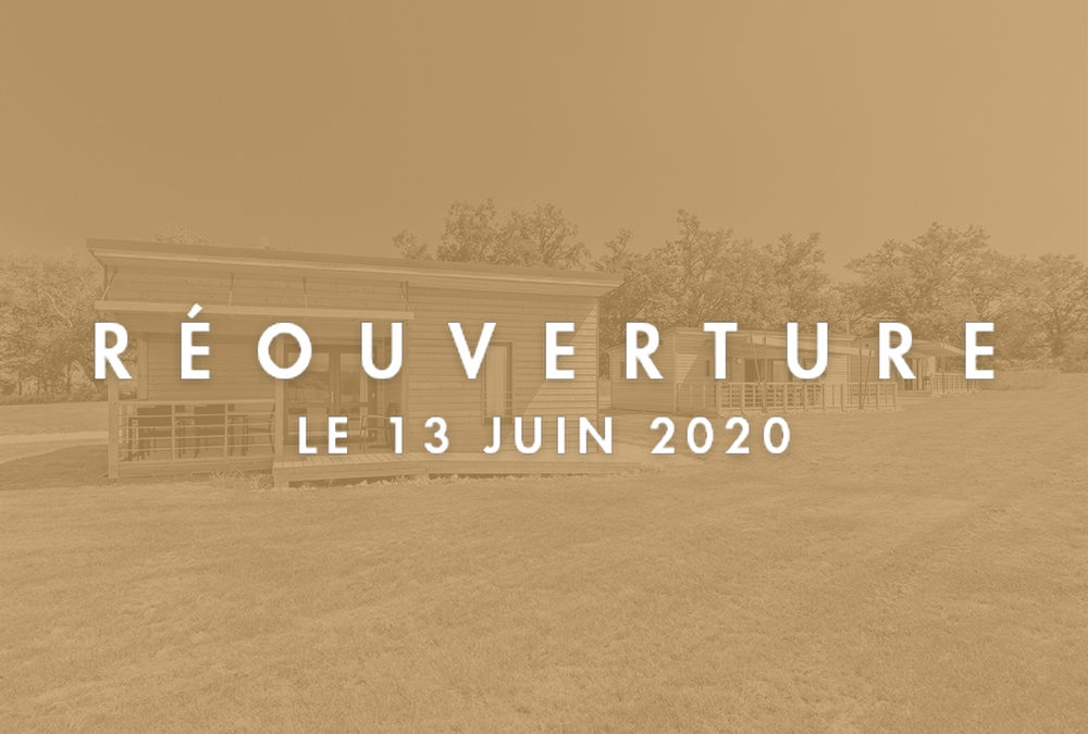 Votre Centre nature rouvre ses portes ce 13 juin !